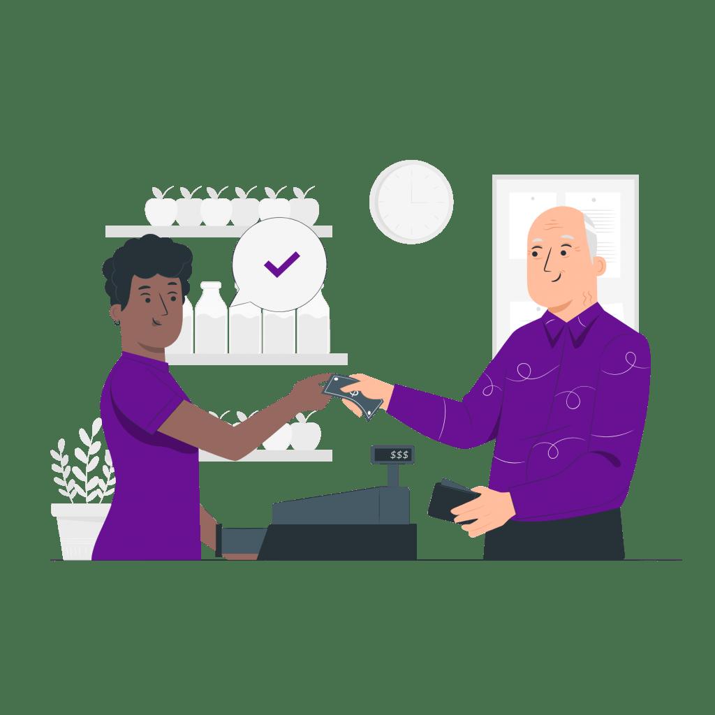7 características de un emprendedor para gestionar un negocio digital - Cash Payment pana 1024x1024