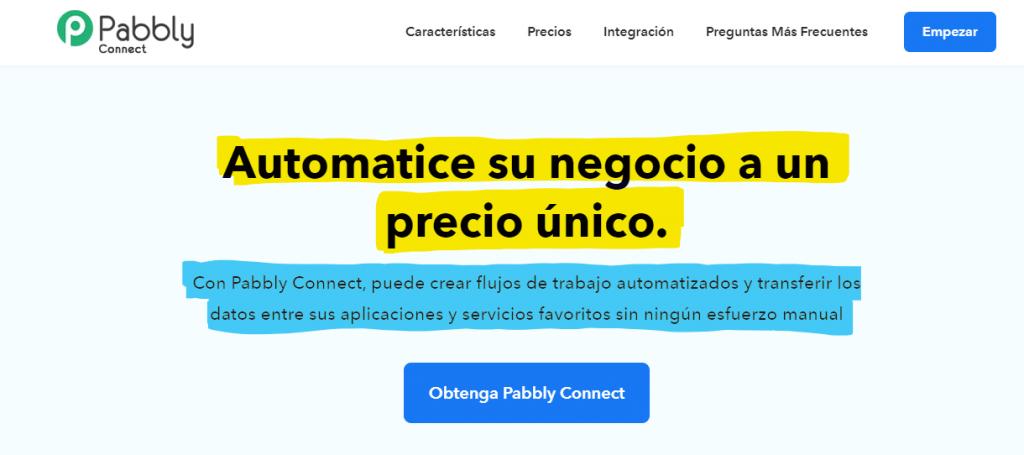 Ejemplos de Landing Page ¿Cómo crear una? - LP 1 1024x455