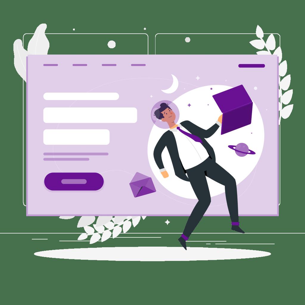 Ejemplos de Landing Page ¿Cómo crear una? - Landing page rafiki 1024x1024