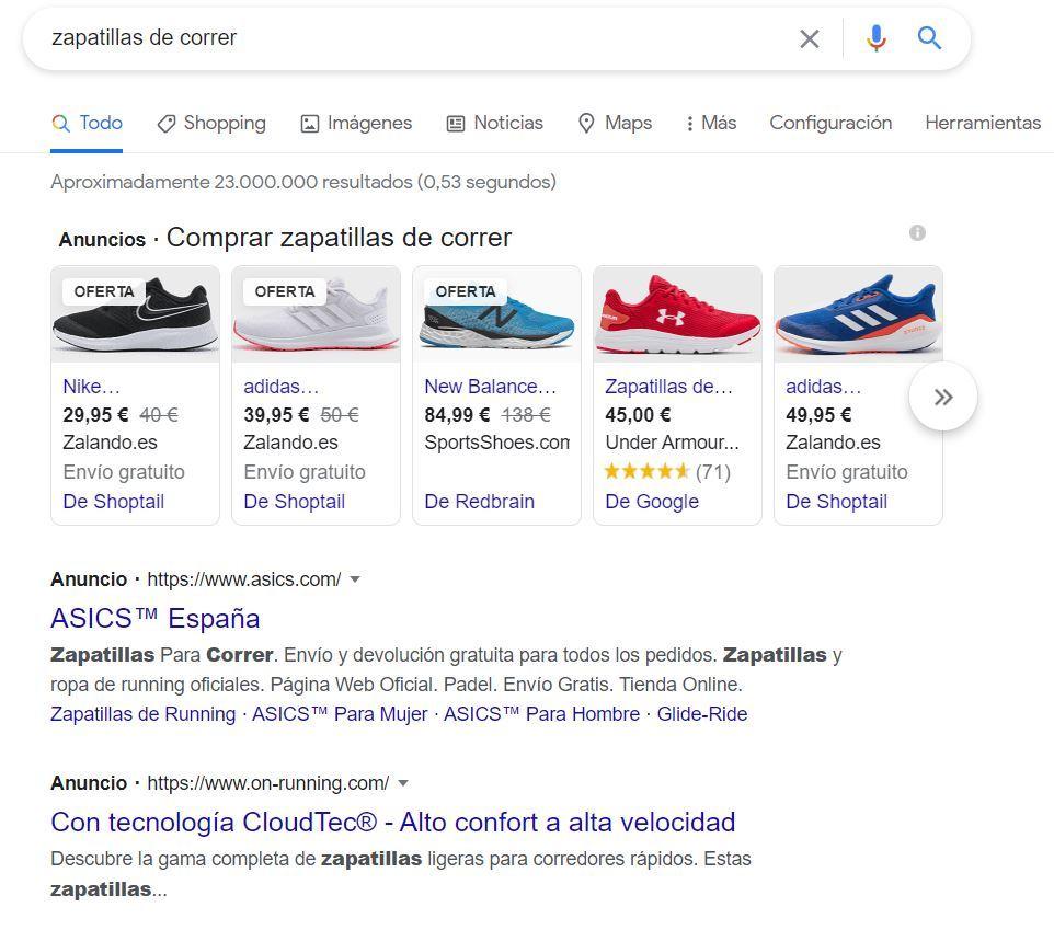 Las mejores estrategias para vender online en Google Shopping - vender en google shopping 1