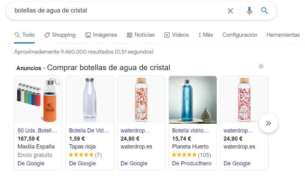 Las mejores estrategias para vender online en Google Shopping - vender en google shopping