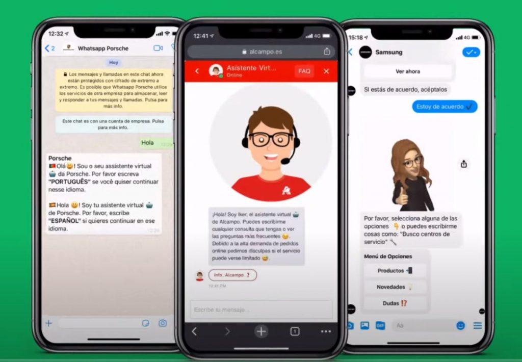 Cómo crear un Chatbot para Whatsapp paso a paso - chatbot whatsapp 1024x710