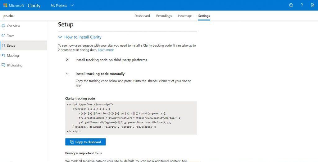 ¿Qué es Microsoft Clarity? La herramienta que analiza la experiencia del usuario - microsoft 1024x524