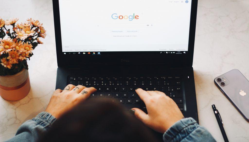 O que é SEO, quais tipos estão lá e como obter as melhores posições - Como funciona o Google 1024x586