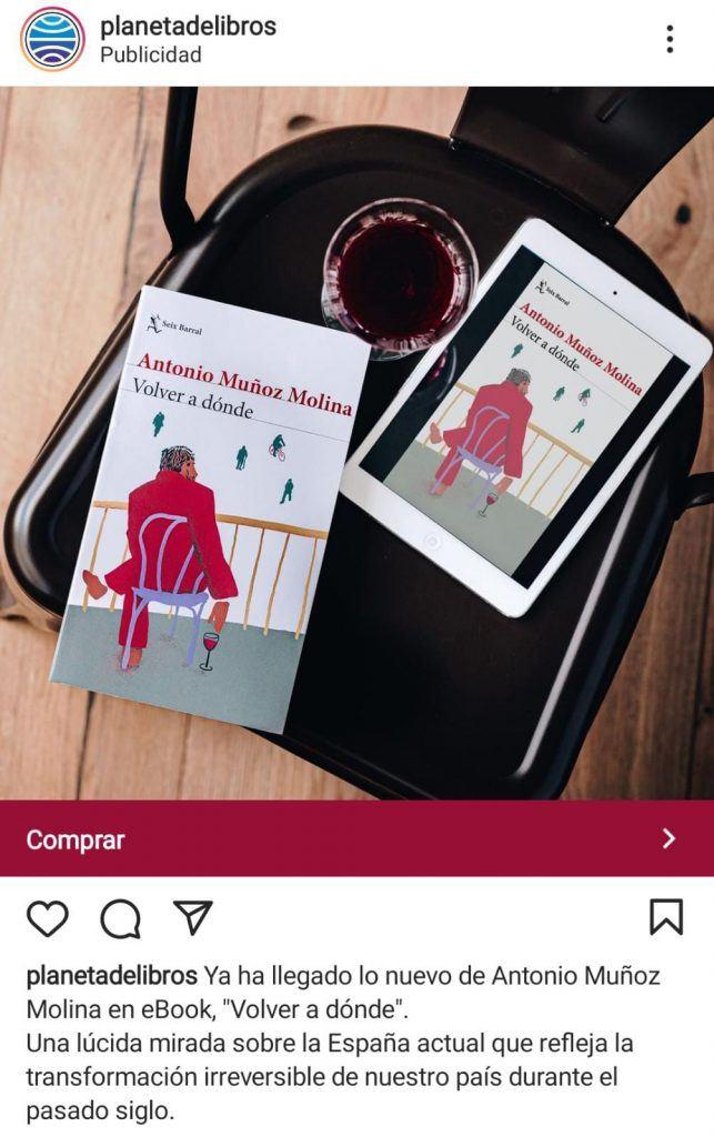 Anúncios no Instagram: como criar anúncios e anunciar no Instagram? - Planeta dos Livros 643x1024