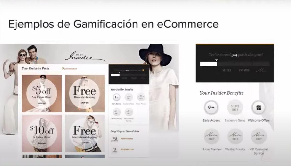 Cómo aplicar estrategias de gamificación en tu ecommerce para vender más - gamificaionnnn